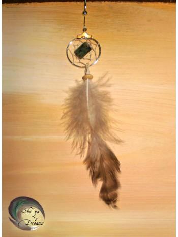 Boucle d'oreille Dreamcatcher Igle Turquoise