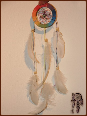 Dreamcatcher Icimani Rainbow