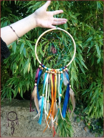 Dreamcather Achachak Rainbow - Collection gypsy